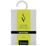 Sache Perfumado - Aroma Cha de Lima - 30g - Via Aroma