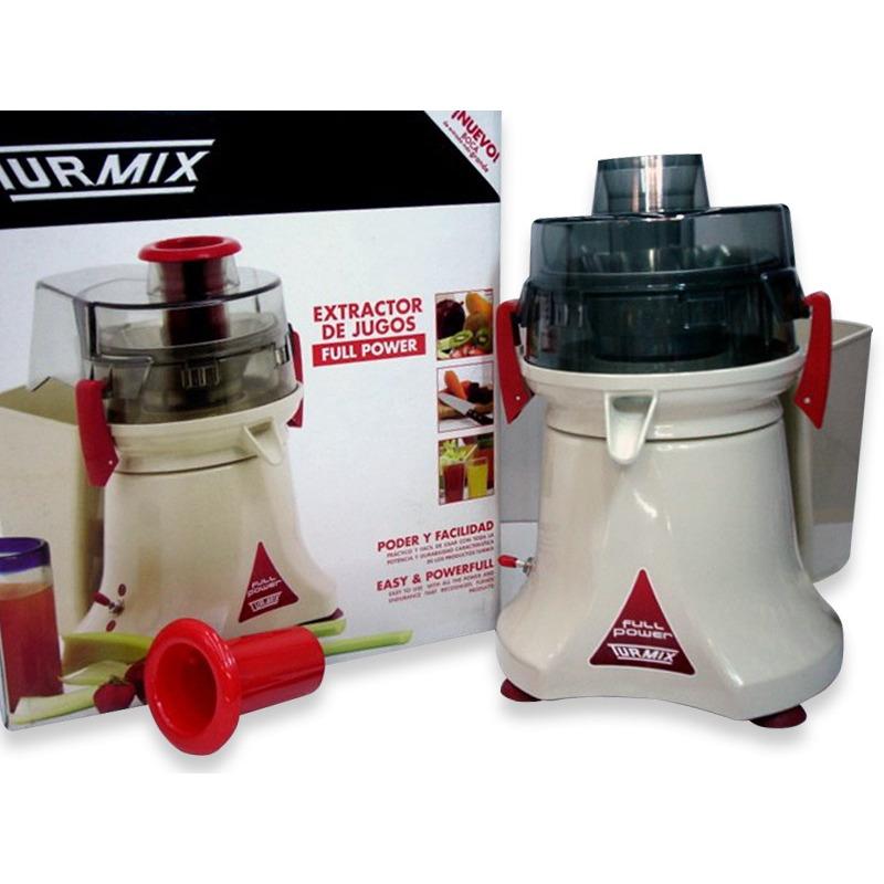 Extractor De Jugos Automatico Turmix Mod. Tu07 Moldelo:  236010