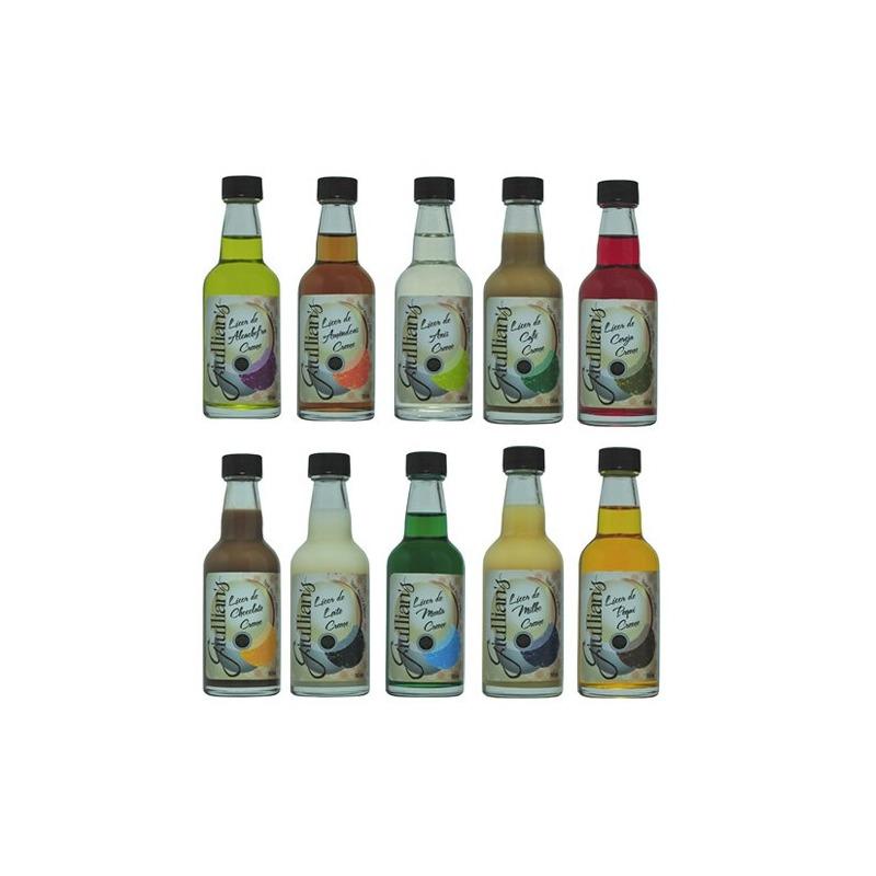 Licor Miniatura (Escolha o sabor desejado*) - Giullian's