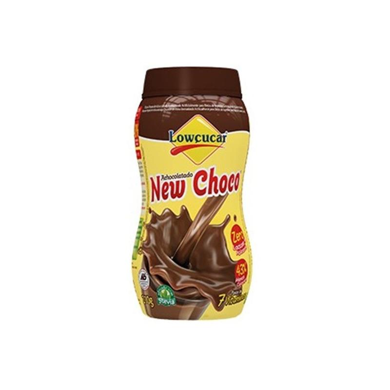 Achocolatado Diet New Choco - 210g Lowcucar