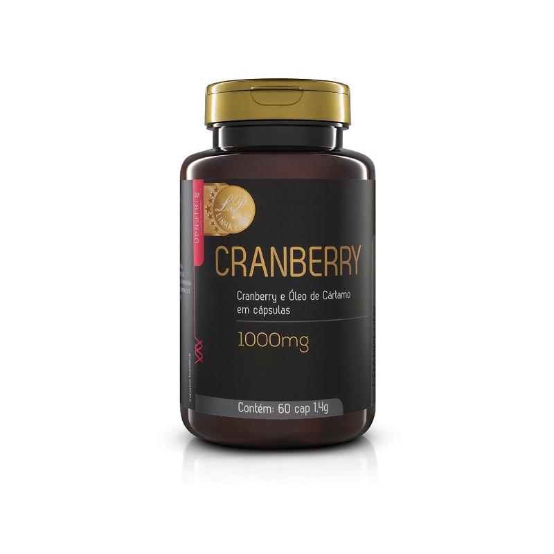 Cranberry - 60 Cápsulas - 1000mg - UpNutri