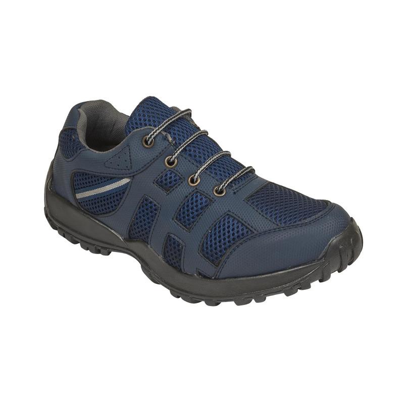 Sneakers azules textura 018618