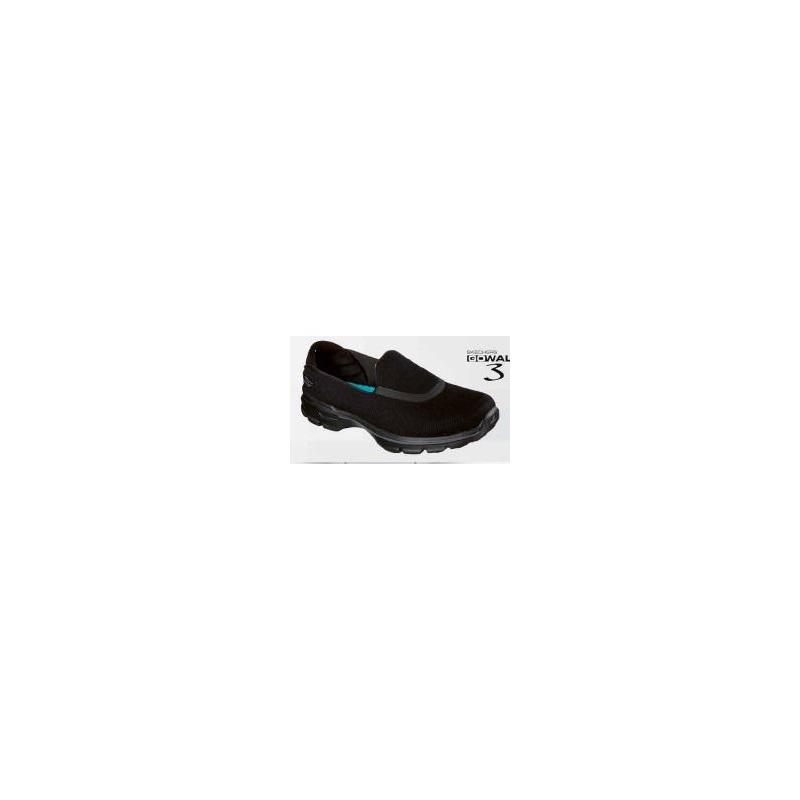 Deportivos Skechers negros S14070