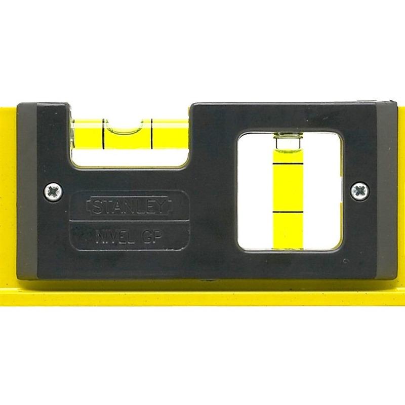 """Nível de Alumínio GP Magnético 305 mm (12"""") - 42-886S - Stanley"""