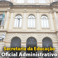 Curso SEE SP Oficial Administrativo Língua Portuguesa