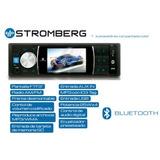 Autoestéreo Bluetooth Stromberg Scp1002 Am Fm Videos