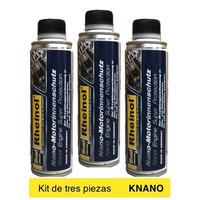 Rheinol Nano Súper Antifriccionante Motor Kit 3p de 300ml KNano