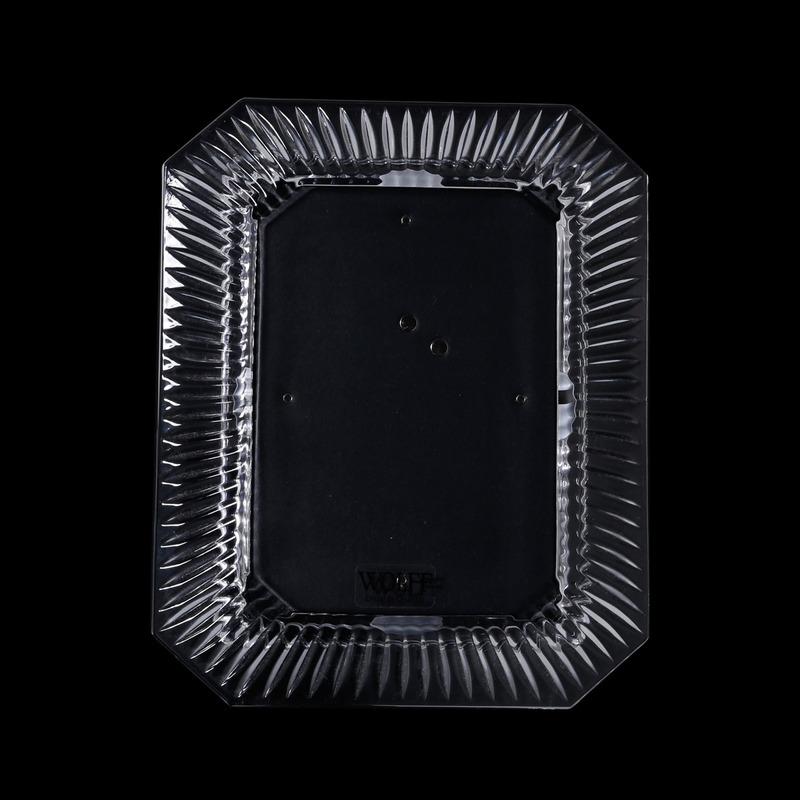 Porta Retrato de Cristal 13 X 18cm - Wolff 31030212