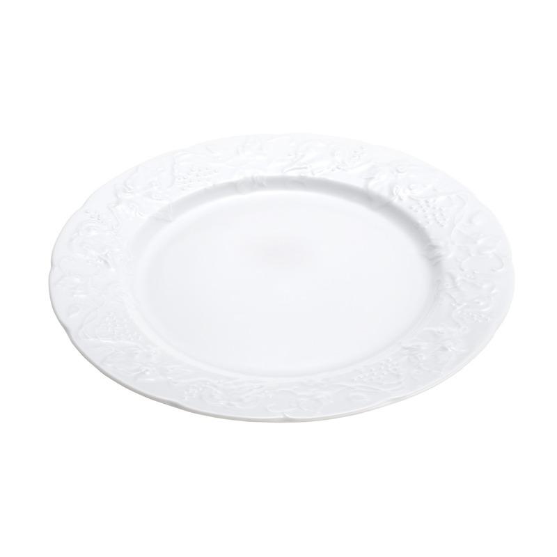 Jogo 6 Pratos de Sobremesa em Porcelana 21Cm Vendange - Limoges by Wolff 31017026