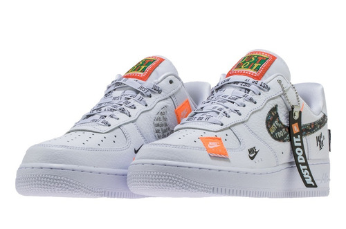 c0c83528cd8bf3 Zapatillas Nike Air Force 1 Low Premium Just Do It - Gs - $ 6.799,00 ...