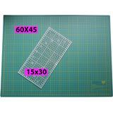 Base de Corte Premier 60x45 + Régua 15x30.