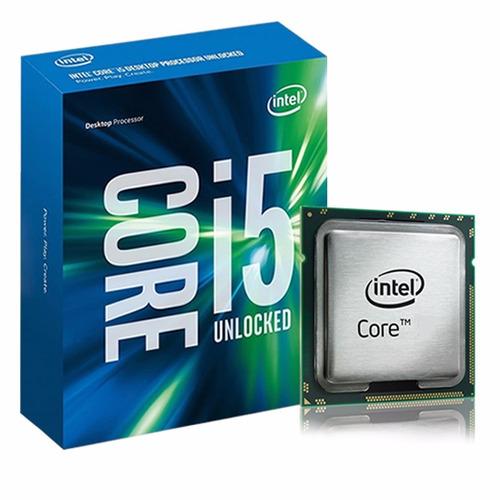 Micro Procesador Intel I5 7500 3.40ghz 7ta Kabylake Compumod