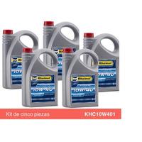 Rheinol Aceite Sintético Primus HC 10W40 Kit 5p de 1Lt KHC10W401