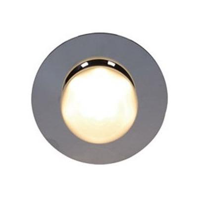 Aplique Led Bola 1 Luz Cromo Deco Moderno Apl4221