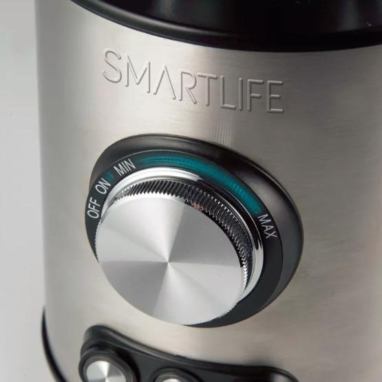 Licuadora De Mesa Smart Life Sl-bl0609 800w Jarra De Vidrio