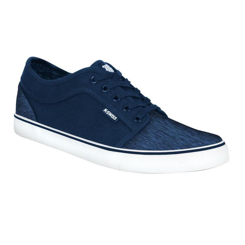 Sneakers Kswiss Marino Con Suela Blanca Kaf025