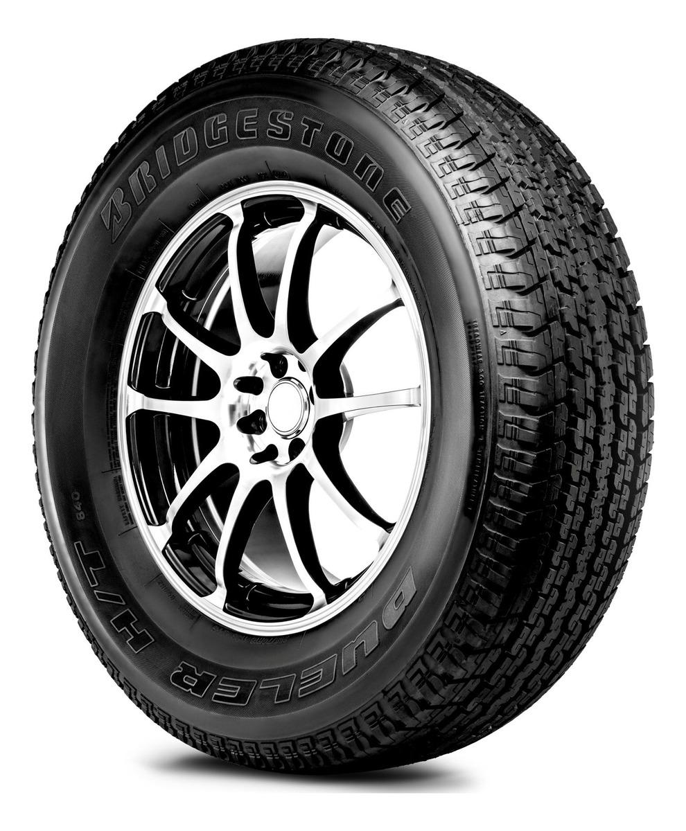 Neumático 255/70R15C 112/110S DUELER H/T 840 BRIDGESTONE