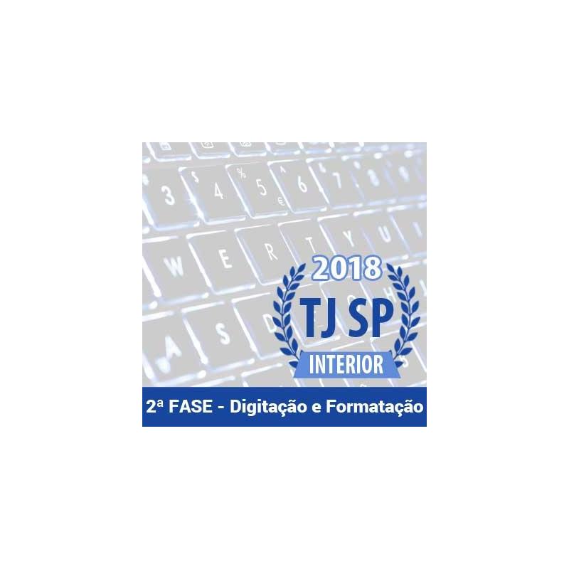 Curso Online 2ª Fase do Escrevente TJ SP Digitação e Formatação