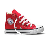 Sneakers Converse rojos V3J232