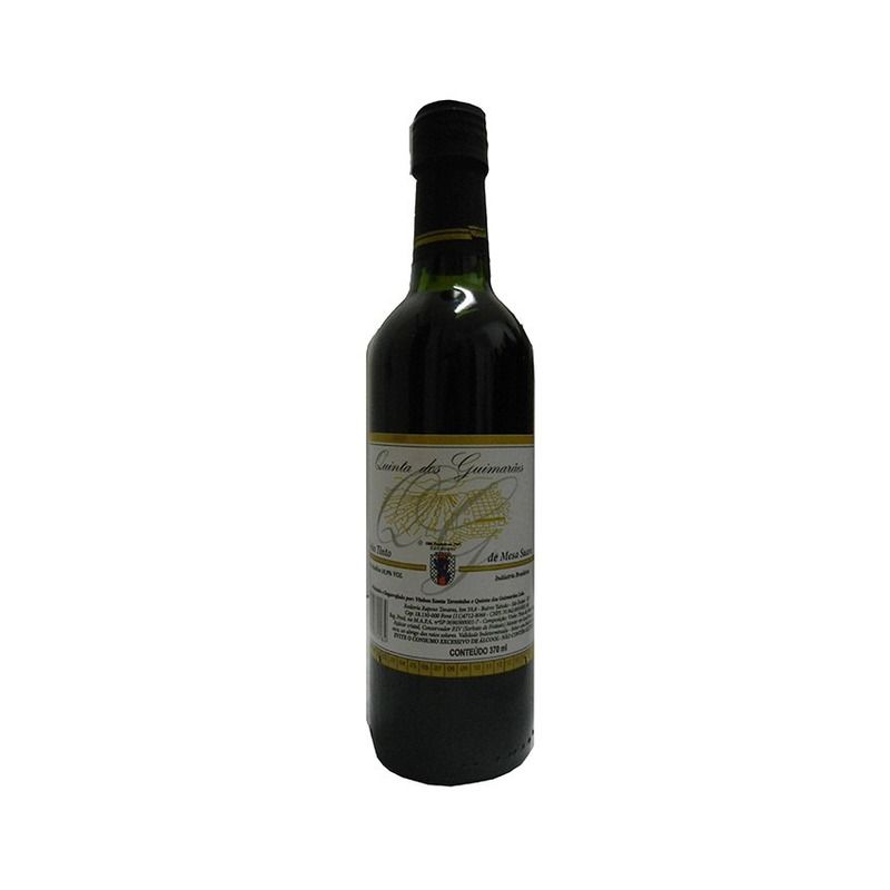 Vinho Tinto Suave Izabel/Bordôl 370ml - Quinta dos Guimarães