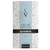 Sache Perfumado - Aroma Lavanderia - 10g - Via Aroma