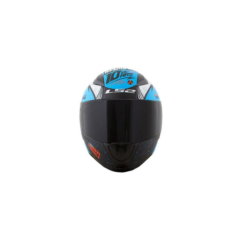 Capacete LS2 FF353 Thunder Azul