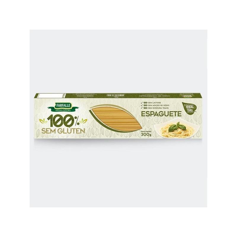 Espaguete sem Gluten - 300g Farfalle