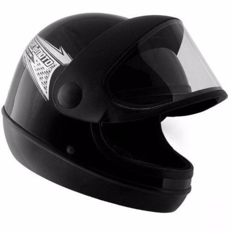 Capacete Pro Tork Sport Moto Preto