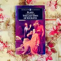 Plato.  THE LAST DAYS OF SOCRATES.  Libro en inglés.  Usado.