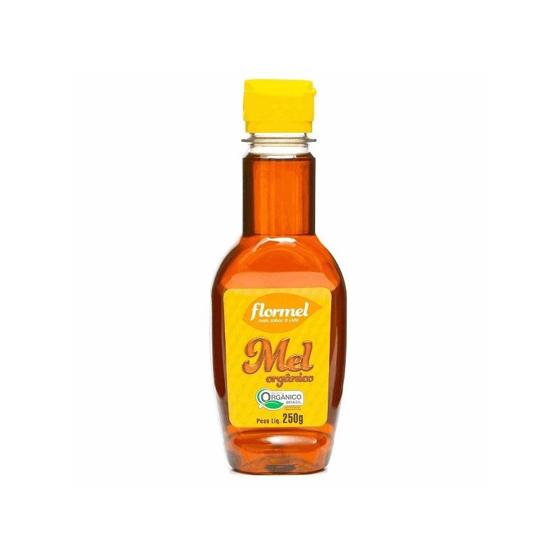 Mel Organico - 250g - Flormel