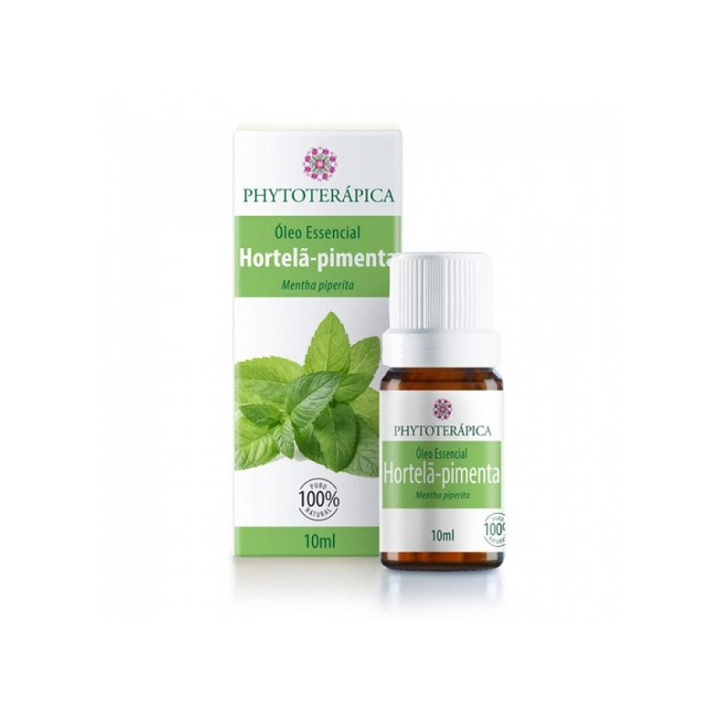 Oleo Essencial de Hortela Pimenta 10ml - Phytoterapica