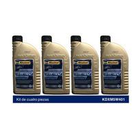 Rheinol Aceite Sintético Primus DXM 5W40 Kit 4p de 1Lt KDXM5W401