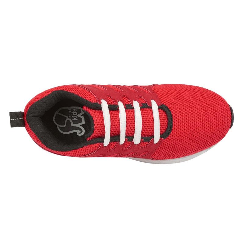 Deportivos rojos textura 018798