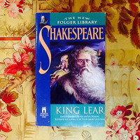 William Shakespeare.  KING LEAR.