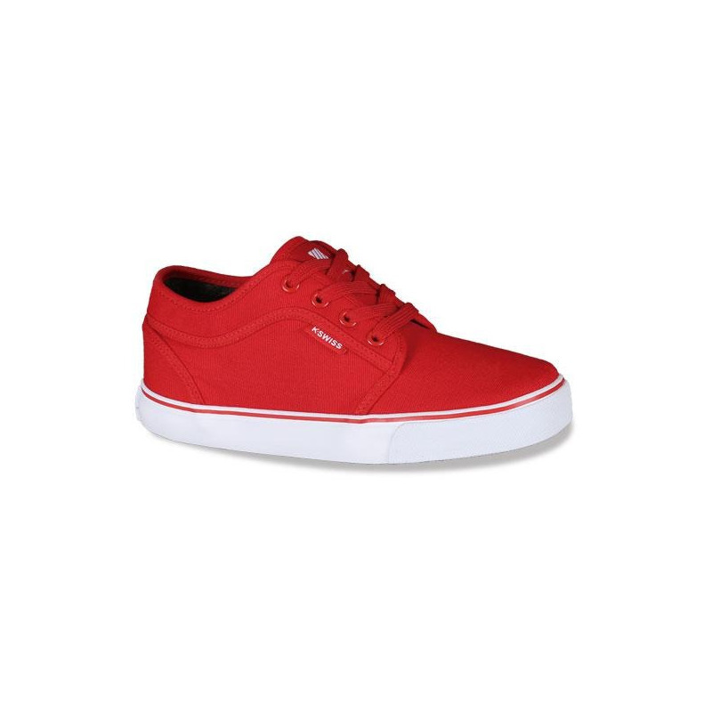 Sneakers K-Swiss rojos K0F025