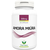 Amora Miura - 60 Capsulas de 500mg - Vital Natus