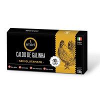 Caldo de Galinha Italiano (10 Cubos) - 100g - Smart