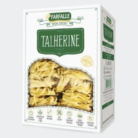 Talherine Grano Durum com Ovos - 500g Farfalle