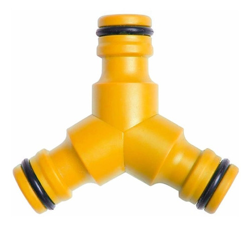 Derivacion Y Para Acople Rapido Manguera 1/2 A3005 Aquaflex