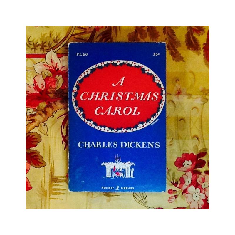 Charles Dickens.  A CHRISTMAS CAROL.