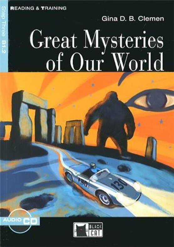 Great Mysteries of Our World by Gina Clemen - Ed. Black C...
