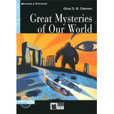 Great Mysteries of Our World by Gina Clemen - Ed. Black Cat (sin audio CD)