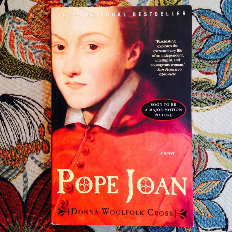 Donna Woolfolk Cross.  POPE JOAN.