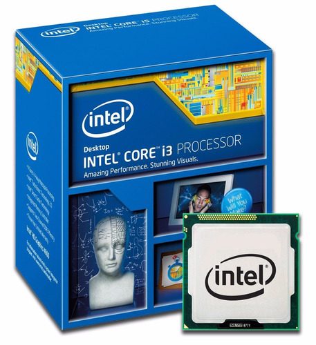 Micro Intel Haswell I3 4170 3.7ghz 4ta Generación Dual Core