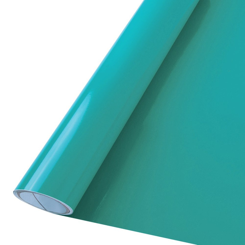 Vinil adesivo colormax verde turqesa larg. 0,50 m