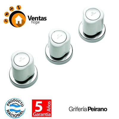 Griferia bidet peirano lorca 5 a os garantia ventas hogar for Griferia para bidet