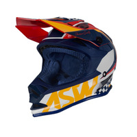 Capacete Moto ASW Fusion Glory Off Road