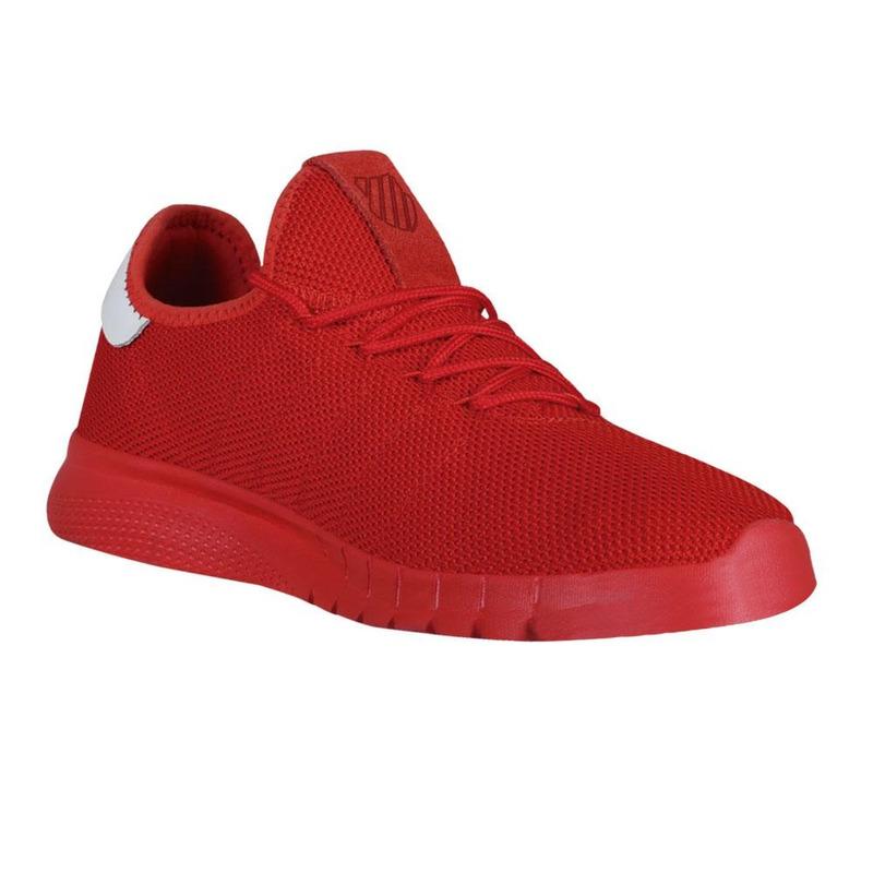 Tenis Casual Kswiss Rojo K0F266