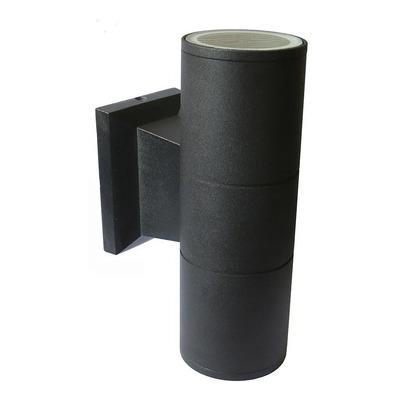 Aplique Bidireccional Exterior Pared Moly 2 Aluminio Gu10