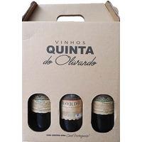 Caixa Presente p/ 3 unidades - Quinta do Olivardo